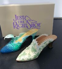 Willitts Raine 1999 Just The Right Shoe Club Shoes The Wave # 25060 & Touch O.