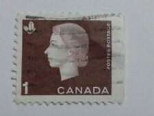 4 x Canada Stamps - 1 - 2 - 4 - 5