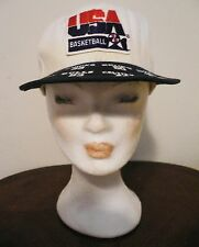 1992 Olympic Games Barcelona USA Basketball Dream Team Cap player number & Team!
