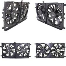 CH3115152 Cooling Fan Assembly for 07-10 Chrysler Sebring