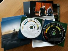 Pink Floyd - The Endless River - Deluxe Edition CD+DVD - Postcards - Gilmour -