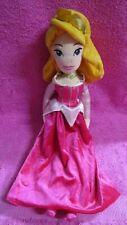 "Disney Store Sleeping Beauty Princess Aurora Plush Doll 21"""