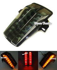 Led Integrated Tail Turn Signals Light Smoke For SUZUKI SV 650 1000 650S 1000S