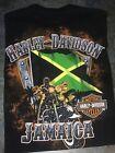 Vintage Harley Davidson Jamaica XL T- Shirt