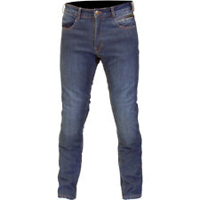 ROUTE ONE X MERLIN MASON WATERPROOF JEANS - DARK BLUE