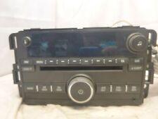 2008 08 Buick Enclave US9 Radio Cd Player 25831566 ESR86