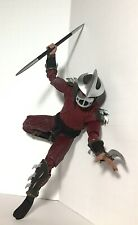 SHREDDER from Splinter 2 Pack NECA TMNT Teenage Mutant Ninja Turtles