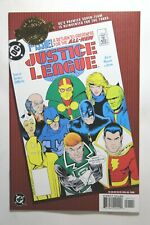 MILLENNIUM EDITION JUSTICE LEAGUE #1 - 1ST APPEARANCE MAXWELL LORD - DC COMICS