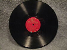"78 RPM 10"" Record Orrin Tucker Wherever You Are & If I Could Only Play 36539"