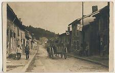 DEUTSCHE SOLDATEN Argonnen Rotes Kreuz SOLDATS ALLEMANDS * Carte Photo vers 1919