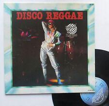 """Vinyle 33T Love and Music  """"Disco reggae"""""""