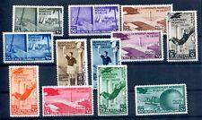 ITAL KOL 1934 76-87 * FUSSBALL WM SATZ komplett 750€(E8031
