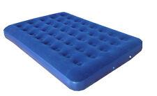 "Double size air mattress (Size: 74""x54""x7.5"")"