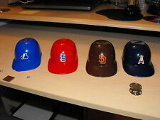 1970s Laich MLB Baseball Lot of 4 Ice Cream Sunday Caps Hat Expos Cardinals More