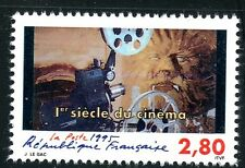 STAMP / TIMBRE FRANCE NEUF N° 2921 ** 1° SIECLE DU CINEMA / PROJECTEUR