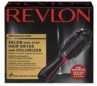 Revlon One-Step Hair Dryer and Volumizer Pro Collection Salon