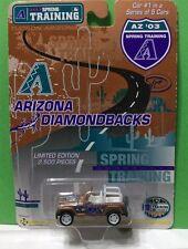 ARIZONA DIAMONDBACKS DIE CAST CAR #1 OF 5  2,500 LTD ED