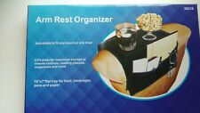 Couch Sofa Recliner Chair Arm Rest Organizer Pocket Caddy Tray Holder Organizer