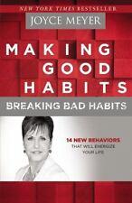 Making Good Habits, Breaking Bad Habits : 14 New Behaviors -LARGE PRINT
