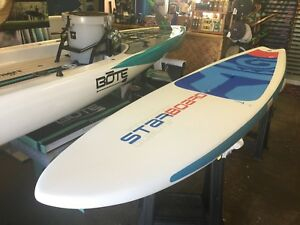 "2018 STARBOARD FREERIDE FOIL 10'3"" X 27"" STAND UP PADDLE BOARD SUP S.U.P."