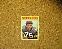 1972 Topps Football #230 Mean Joe Greene (Pittsburgh Steelers)