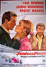 PAUL NEWMAN + WINNING + JOANNE WOODWARD + ROBERT WAGNER + GERMAN 1-SH +