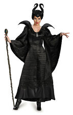 NEW Maleficent Deluxe Christening Black Gown Adult Plus Costume, Plus (18-20), P