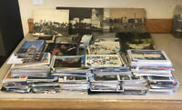 2300+ Vintage Postcard Estate Lot Linen Chrome Huge Large Big RPPC Real Photo