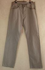 L34 Damenhosen aus Baumwolle mit geradem Bein