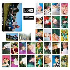 30pcs Set KPOP EXO THE WAR Lomo Card Photo Postcard SUHO CHANYEOL SEHUN KAI LAY