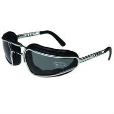 Baruffaldi Easy Rider Gafas en negro! humo y lentes claras! (175003)