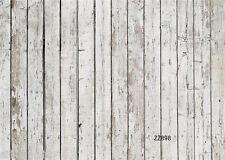 Retro Wood Wall Vinyl Photography Backdrop Photo Background Studio Props 7X5FT