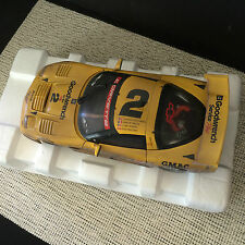 RON FELLOWS RACED VERSION CORVETTE CR5 ACTION 1:18 GM GOODWRENCH DAYTONA CAR