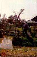 Vintage Postcard Tan Tar A Resort Osage Beach Missouri Unposted