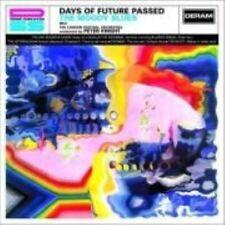The Moody Blues Days of Future Passed CD Bonus Tracks 2008 Remastered