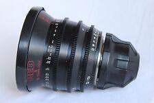 Red Pro 18-50mm T3.0 F2.8 18-50mm Cine PL Mount Zoom Lens Arri Alexa Red Epic A+