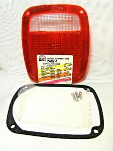 Glo-Brite 2402 Tail Light Lense Jeep Ford truck Chevy/GMC truck Dodge truck,USA