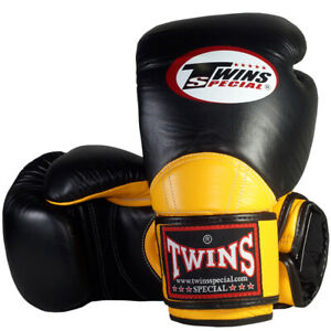 TWINS SPECIAL BGVL-11 BOXING GLOVES MUAY THAI SPARRING MMA KICKBOXING BGVL11
