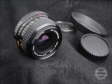 Manual Focus High Quality Camera Lenses for Minolta