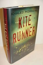 The Kite Runner SIGNED by Khaled Hosseini 1st/1st Hardcover - Personally Inscr