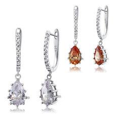 Pear Drop/Dangle Fine Earrings