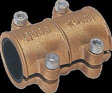 1x Gebo Dichtschelle 10mm-28mm für Wasser bis 90°C für Kupfer- und Edelstahlrohr