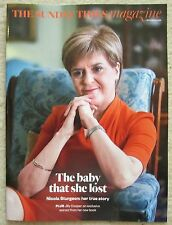 Nicola Sturgeon - The Gruffalo - Sunday Times Magazine – 4 September 2016