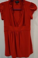 Tempted red top size M