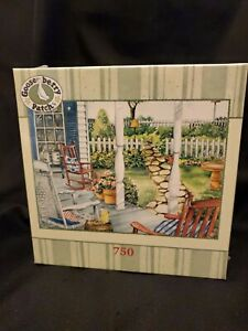 Gooseberry Patch puzzle -Simple Country Pleasures 750 piece Brand New