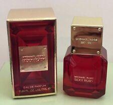 NIB Michael Kors SEXY RUBY Eau De Parfum 0.24 oz/7 ml Miniature Size