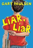 Complete Set Series - Lot of 5 Liar Liar books by Gary Paulsen YA Theory of Vote