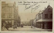 Marsden near Huddersfield. Peel Street by Bamforth.