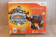 Skylanders : Giants - booster pack pour WII - jeux vidéo + figurine