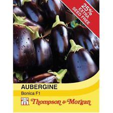 Thompson & Morgan - Vegetable  - Aubergine Bonica - 13 Seeds